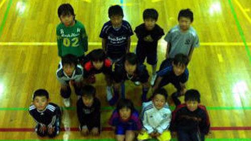 立川・東大和フットサルスクール3・4年生