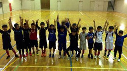 立川・東大和フットサルスクール5・6年生