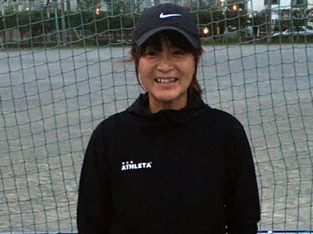 松浦 智子コーチ