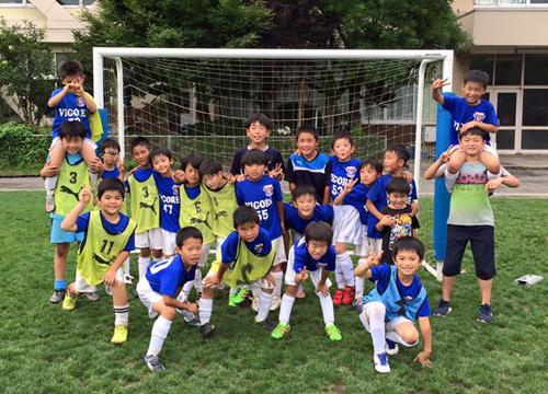 立川少年サッカー2年生