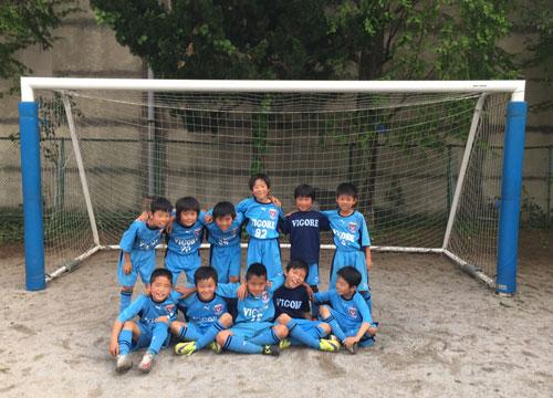 立川少年サッカー4年生