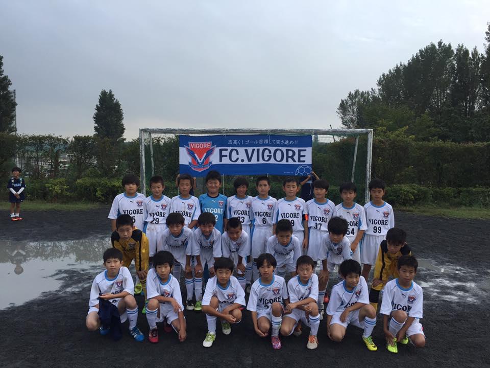 JA東京カップ第28回東京都5年生サッカー大会ベスト16