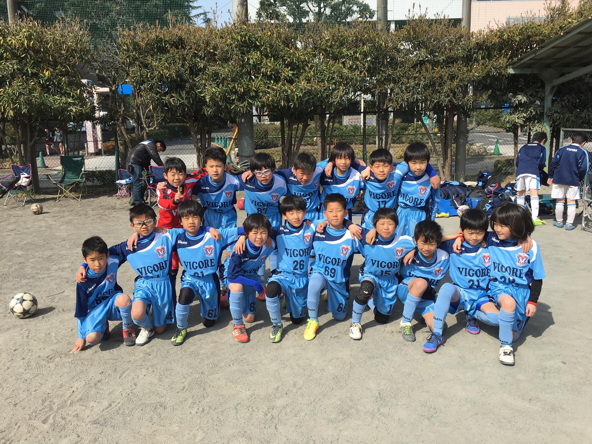 立川Jr3年生 東大和2FC招待大会1