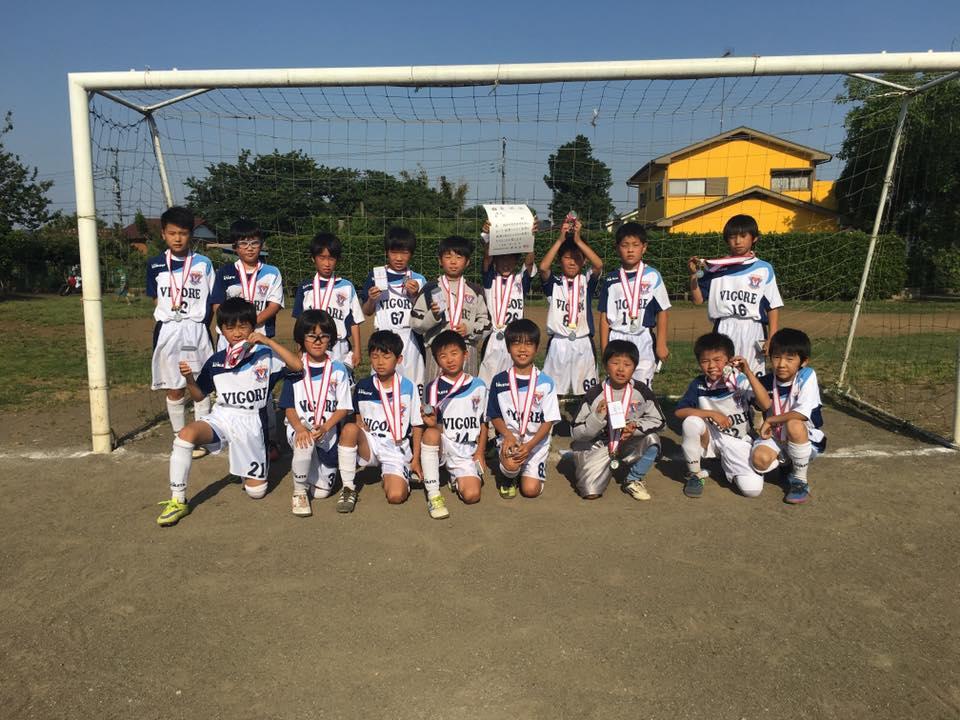 立川Jr.4年生 立川市民体育大会準決勝!1