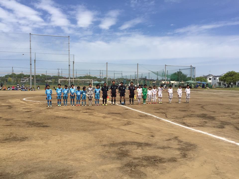 立川Jr.6年生 立川市サッカー協会会長杯3位2