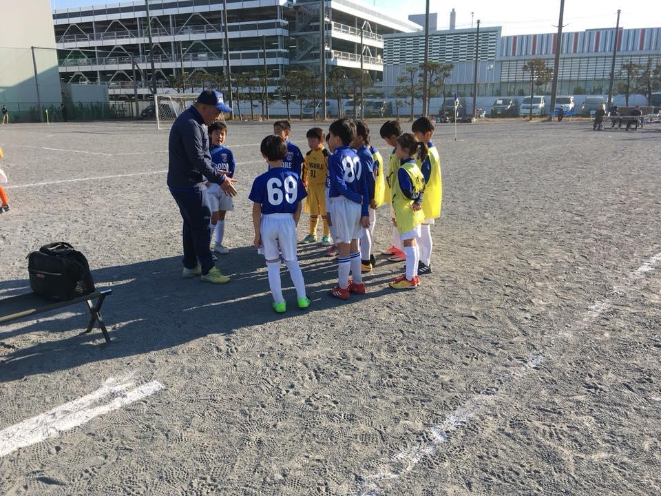東大和Jr.3年生 ブラックサンダーカップ優勝2