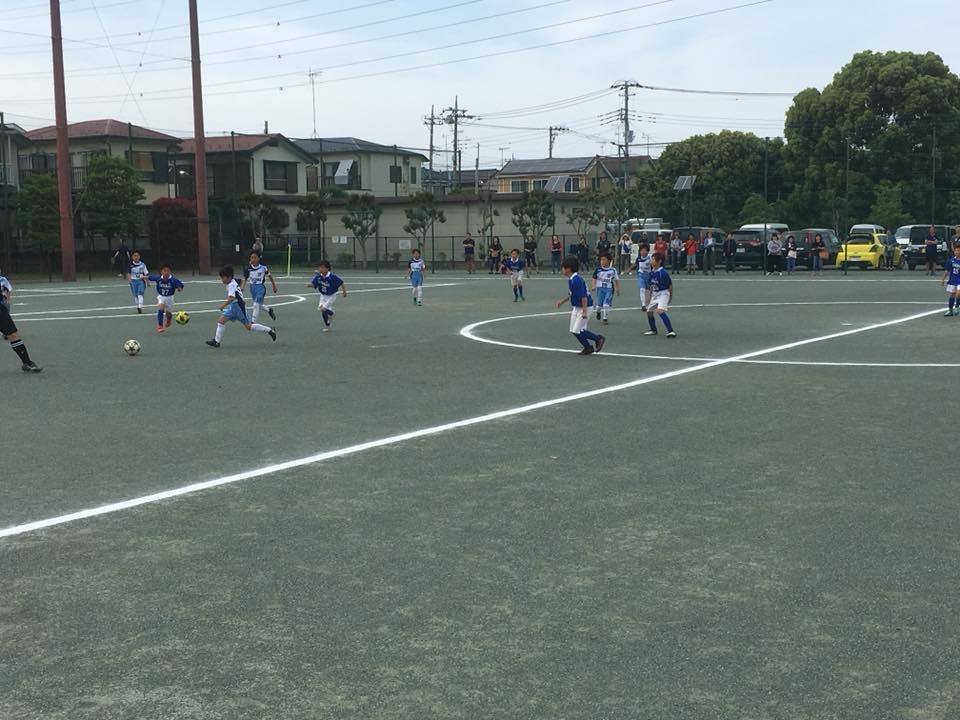 東大和Jr.4年生 フェアプレーカップ準優勝3