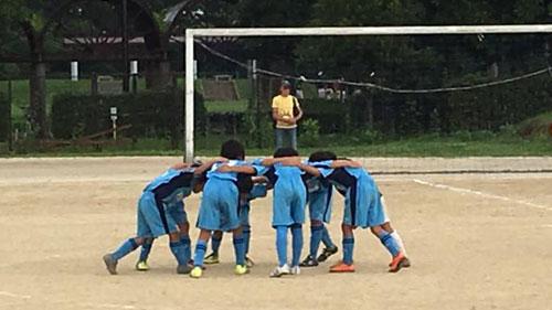 立川少年サッカー