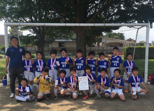 立川少年サッカー3年生