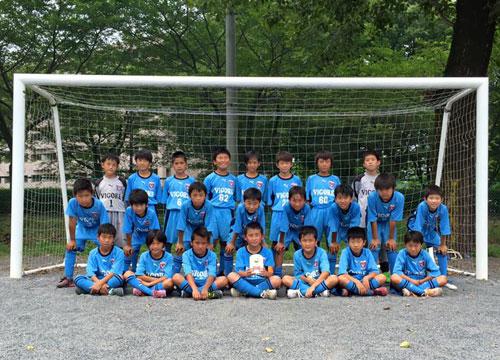 立川少年サッカー5年生