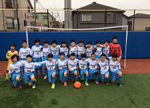 立川少年サッカー6年生