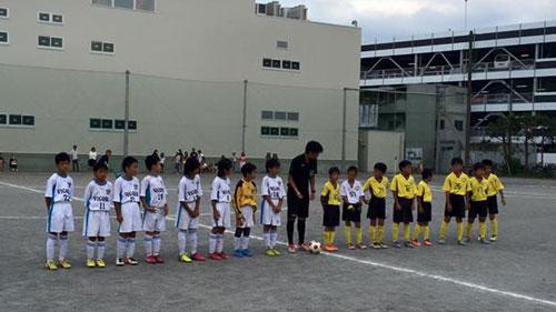 東大和少年サッカー