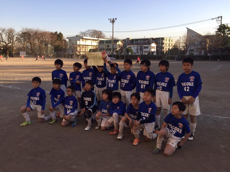 立川Jr.3年生 立川市クラブ交流大会