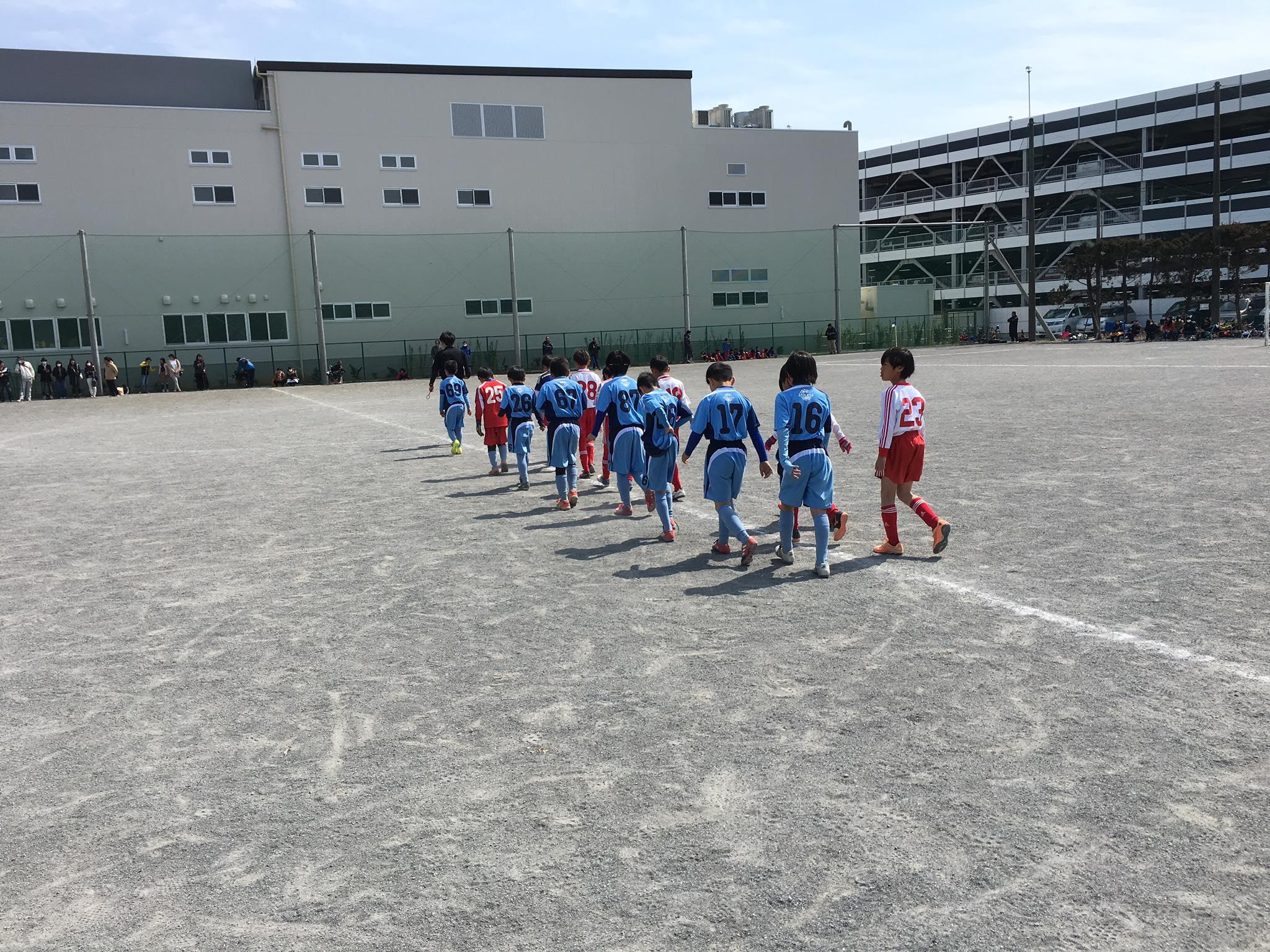 立川Jr3年生 東大和2FC招待大会2