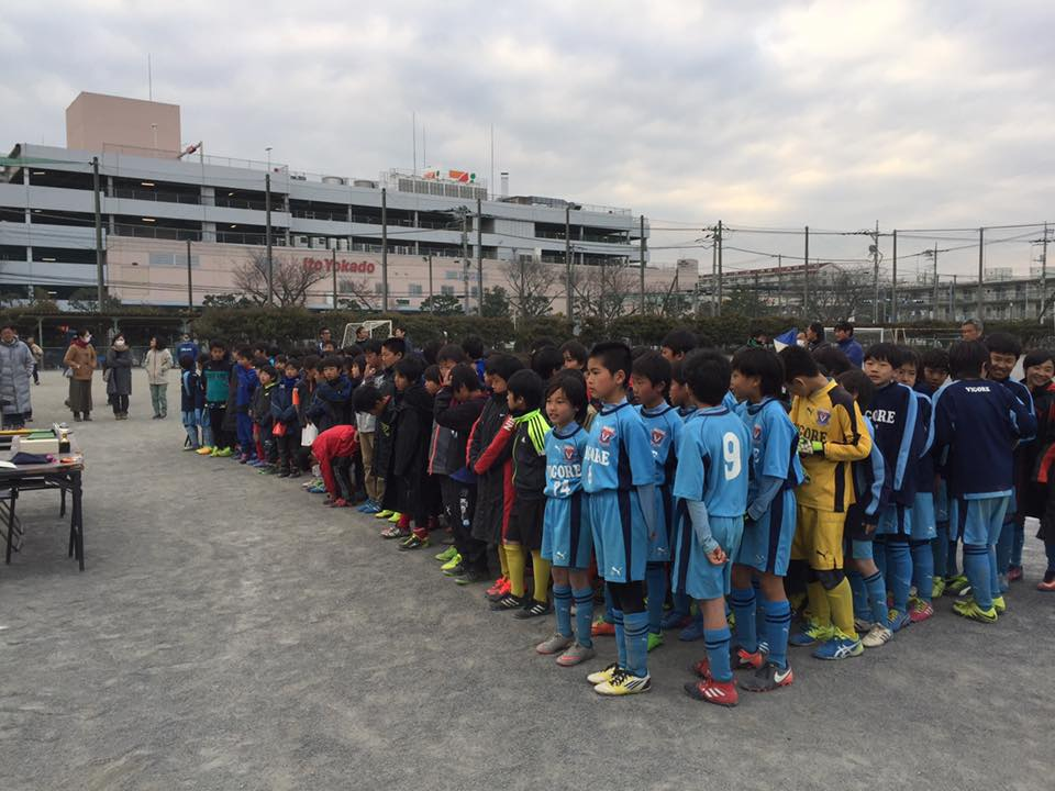 立川・東大和Jr5年生 東大和2FC招待大会3