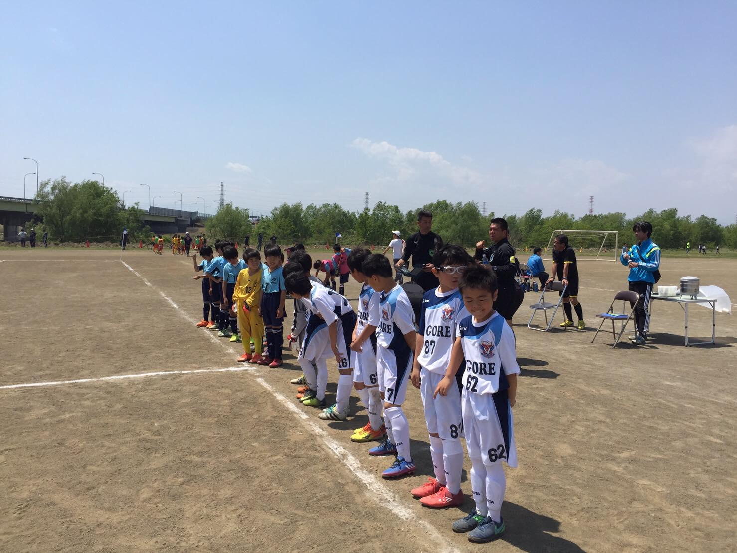 フェアプレーカップ10ブロック大会 立川Jr4年生3