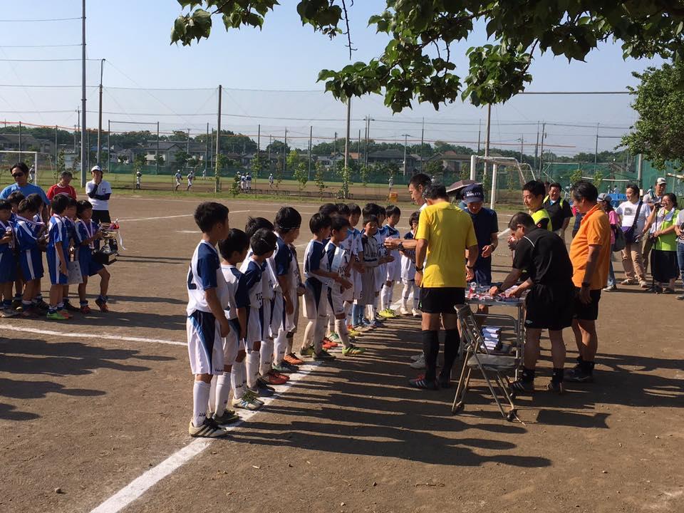 立川Jr.4年生 立川市民体育大会準決勝!2