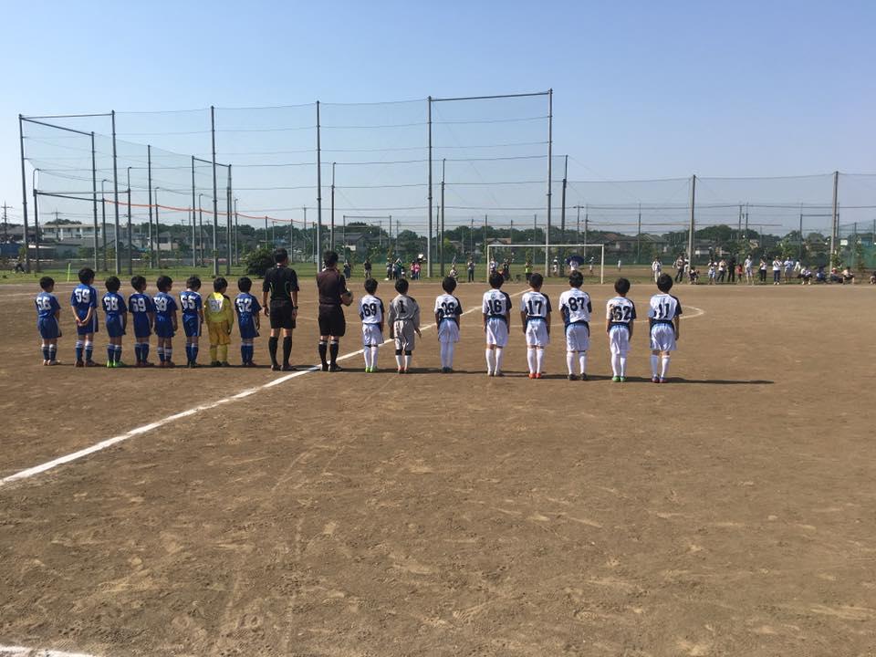立川Jr.4年生 立川市民体育大会準決勝!3