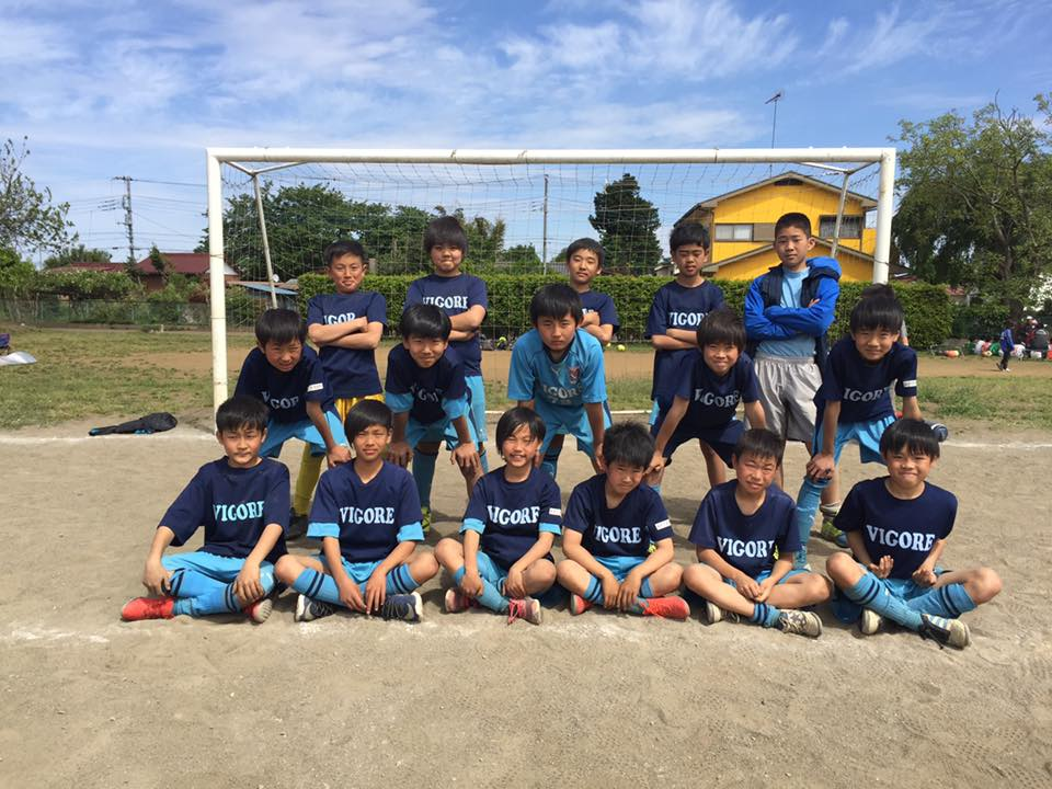 立川Jr.6年生 立川市サッカー協会会長杯3位1