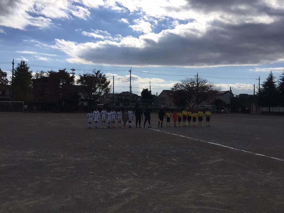 東大和Jr.6年生 立川市市民体育大会準優勝3