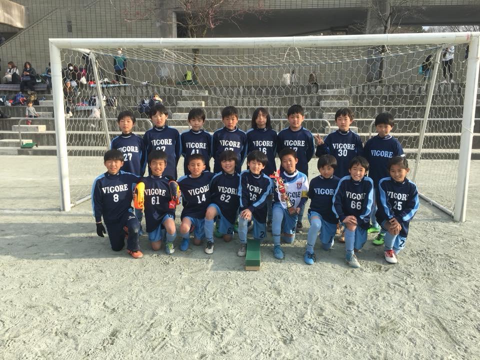 立川Jr.4年生 瑞穂三小SC招待大会1