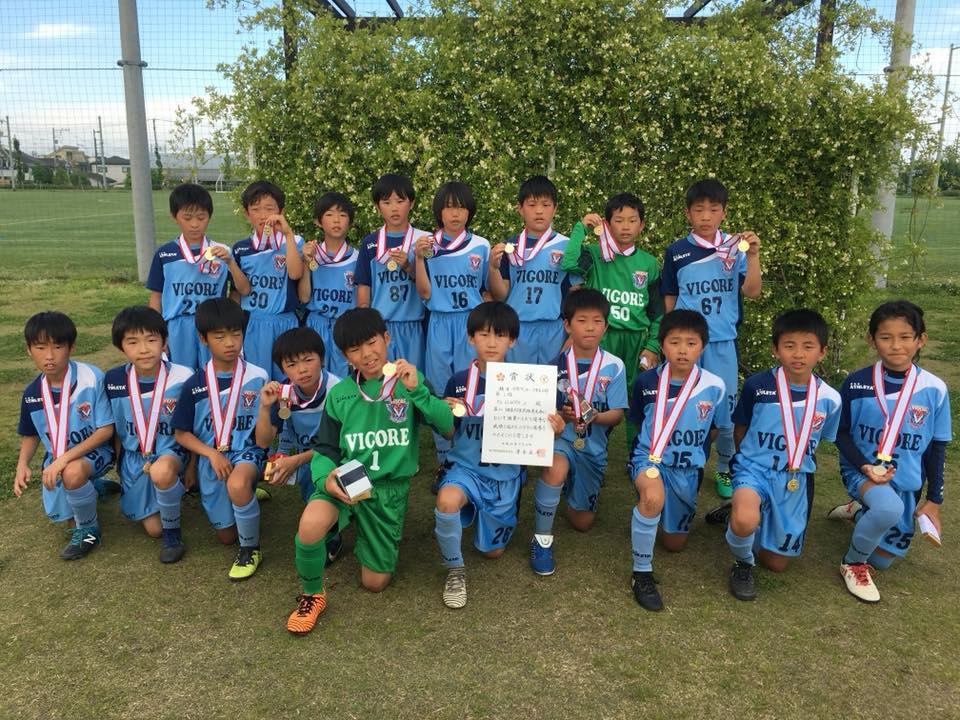 立川Jr.5年生 立川市民体育大会優勝1