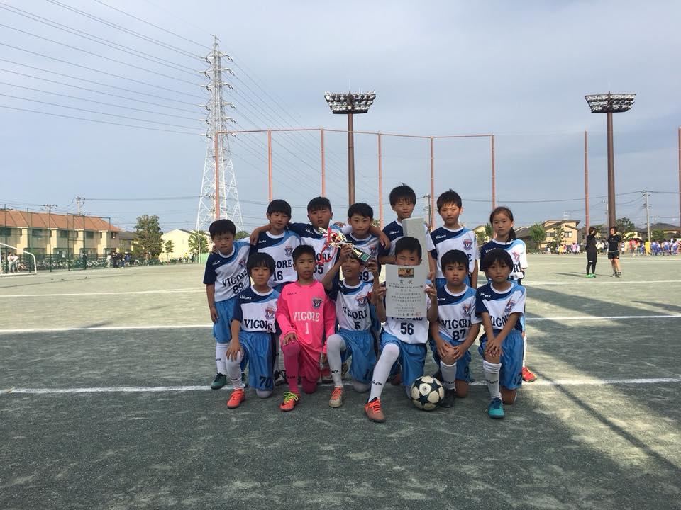 東大和Jr.4年生 フェアプレーカップ準優勝1