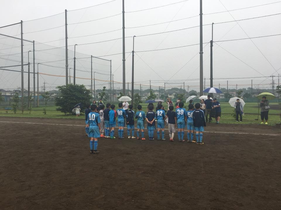 立川Jr.6年生 立川市民会長杯3位入賞1