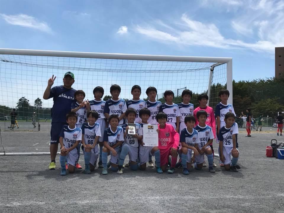 立川Jr.5年生 JAカップ10ブロック大会1